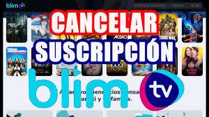 Cancelar-suscripción