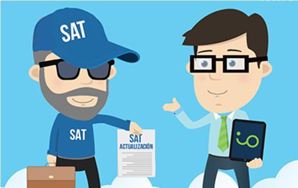 Cómo cancelar una factura en el SAT